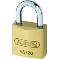 Навесной замок ABUS 65/20 3 шт. под один ключ.